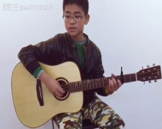 《异乡人》重庆少儿吉他培训