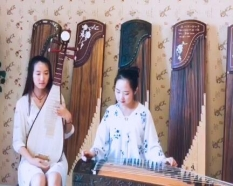 古筝与琵琶合奏-重庆古筝培训,重庆琵琶培训